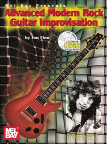 9780786647927: Advanced Modern Rock Guitar Improvisation