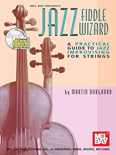 9780786647996: Jazz Fiddle Wizard (Jazz Wizard)