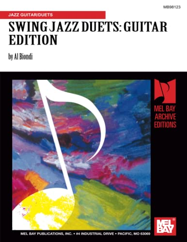 9780786648238: SWING JAZZ DUETS: GUITAR EDITION: JAZZ GUITAR/DUETS