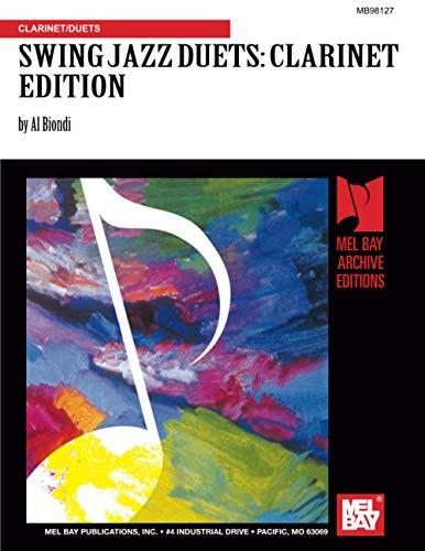 9780786648276: Mel Bay Swing Jazz Duets-Clarinet Ed.