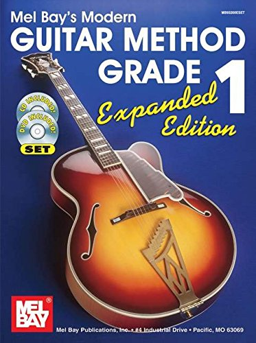 9780786648306: Modern Guitar Method Grade 1: Expanded Edition