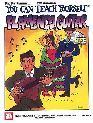 9780786649280: You Can Teach Yourself Flamenco Guitar