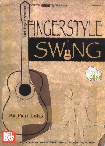 Fingerstyle Swing: Lolax, Paul