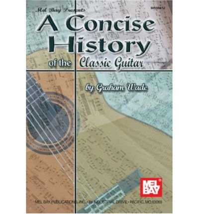 9780786649785: Mel Bay Concise History of the Classic Guitar