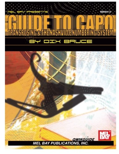 9780786649792: Guide To Capo, Transposing, & The Nashville Numbering System (Qwik Guide Series)