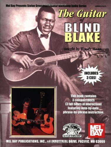 9780786649976: The Guitar of Blind Blake