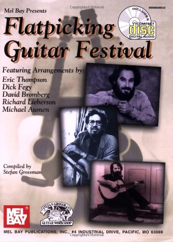 9780786650149: Mel Bay's Flatpicking Guitar Festival Book/CD Set