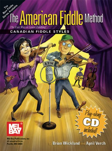 9780786650187: American Fiddle Method: Canadian Fiddle Styles