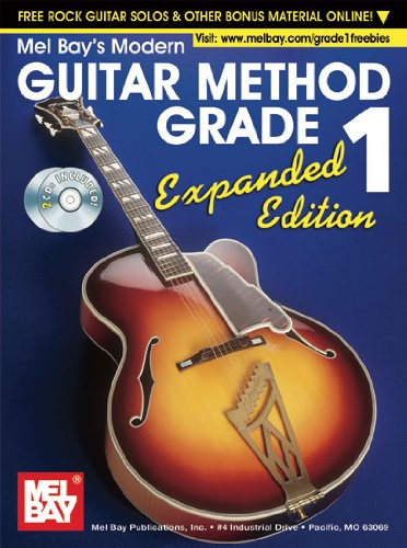 9780786650200: Modern Guitar Method Grade 1, Expanded Edition