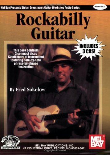 9780786650231: Rockabilly Guitar
