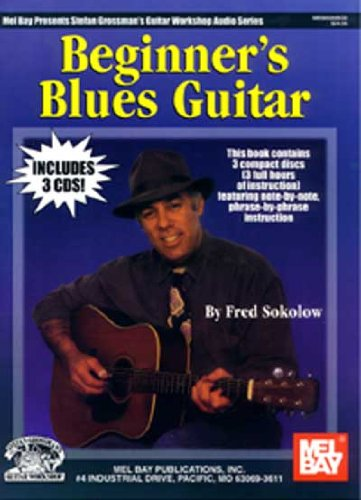 9780786650262: Beginners Blues Gtr Bkcd (Stefan Grossman's Guitar Workshop Audio)
