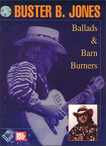 9780786650644: Buster B. Jones: Ballads & Barn Burners (John August, MB98627bcd)