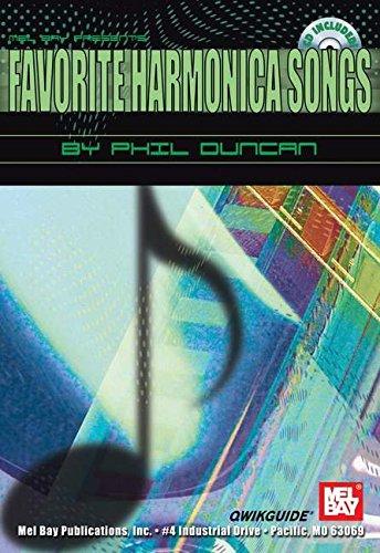 9780786650798: Mel Bay Qwikguide: Favorite Harmonica Songs BCD (Qwikguide) (Qwikguide)