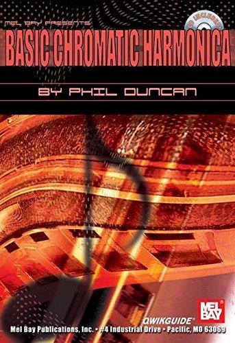 9780786650804: Mel Bay's Basic Chromatic Harmonica