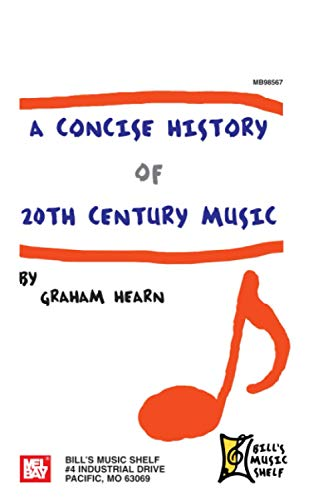 9780786650880: A Concise History of 20th Century Music
