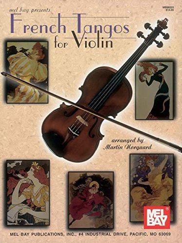9780786651030: French Tangos for Violin (Paul Beuscher Music)