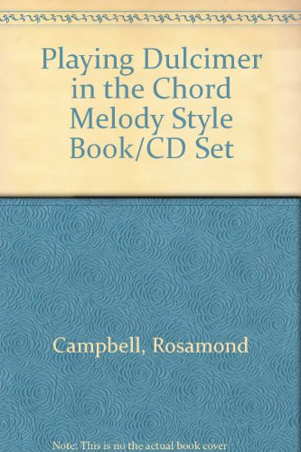 9780786651139: Playing Dulcimer in the Chord Melody Style Book/CD Set