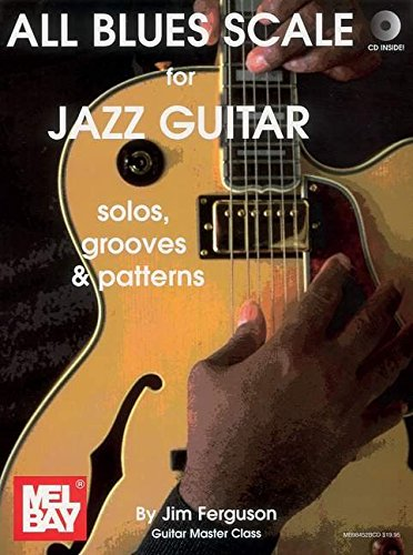 9780786652136: All Blues for Jazz Guitar: Comping Styles, Chords & Grooves