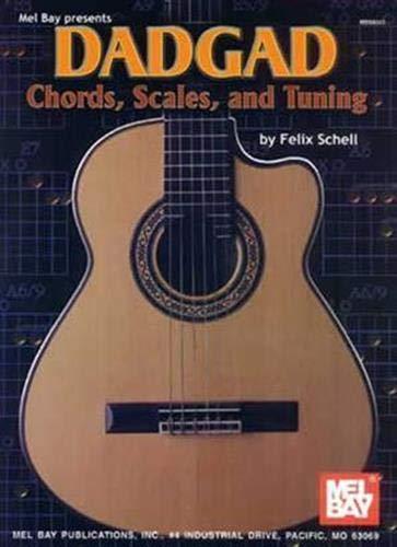 9780786652464: Mel Bay Dadgad Chords, Scales & Tuning
