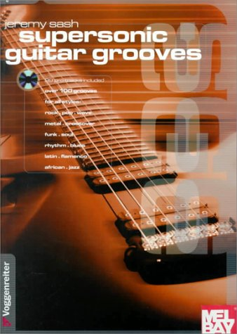 9780786652594: Supersonic Guitar Grooves