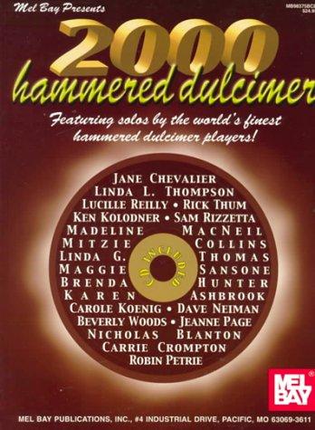 9780786652952: Mel Bay 2000 Hammered Dulcimer book/ CD set