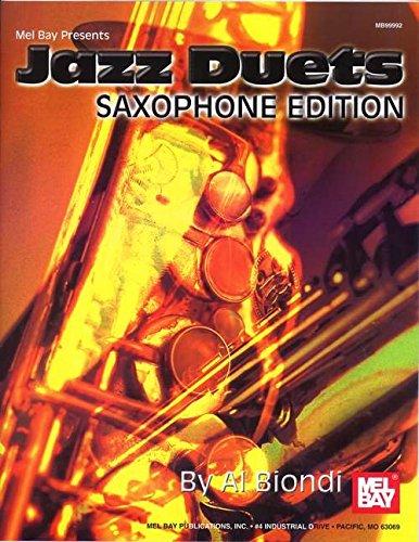 9780786653355: Mel Bay Jazz Duets, Saxophone Edition