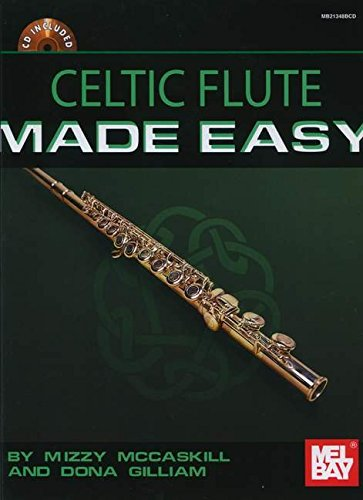 9780786653515: Celtic Flute Made Easy Book/CD Set