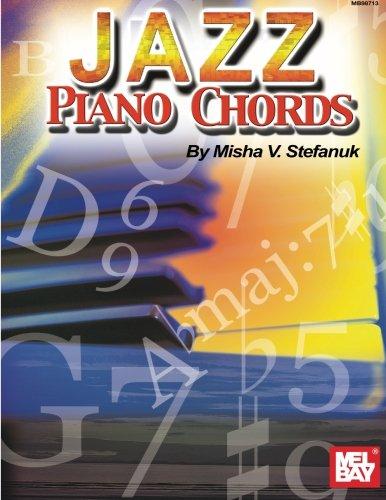 Jazz Piano Chords: Misha Stefanuk