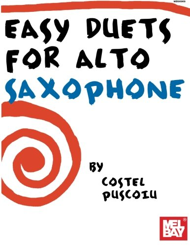 9780786655991: Easy Duets for Alto Saxophone