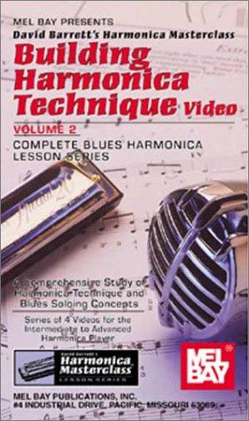 9780786656608: Building Harmonica Technique Volume 2 Video