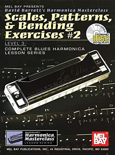 9780786656639: Scales, Patterns, & Bending Exercises #2 (Harmonica Masterclass Lesson)