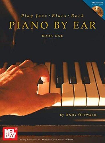 9780786656851: Mel Bay Play Jazz, Blues, & Rock Piano by Ear, Book One