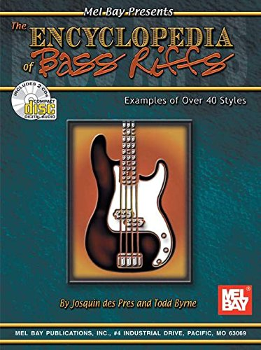 9780786656882: The Encylopedia of Bass Riffs: Examples of over 40 Styles