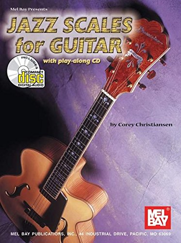 9780786656899: Mel Bay Jazz Scales for Guitar