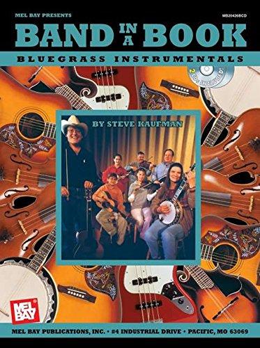9780786656936: Mel Bay Band In A Book: Bluegrass Instrumentals Book/2-CD