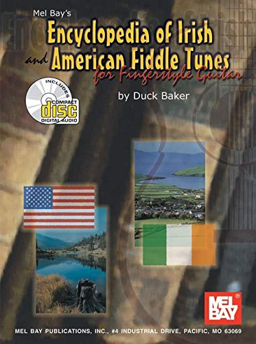 9780786656967: Encyclopedia of Irish and American Fiddle Tunes for Fingerstyle Guitar