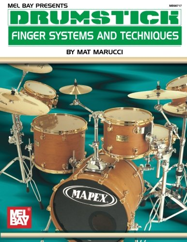 9780786657049: Drumstick Finger Systems and Techniques