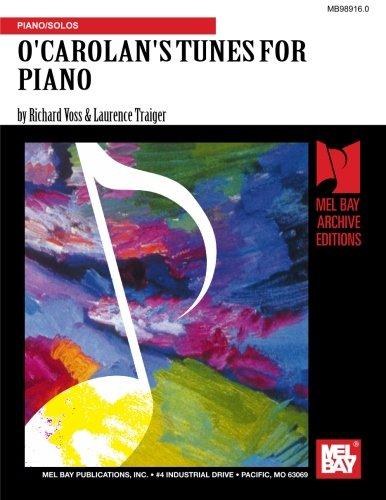9780786657308: Mel Bay O'Carolan's Tunes for Piano