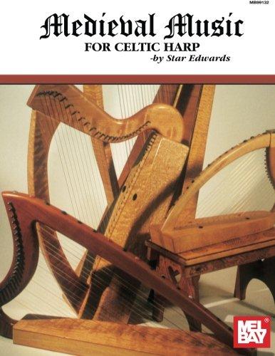 9780786657339: Medieval Music for Celtic Harp