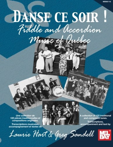 9780786657681: Danse Ce Soir!: Fiddle and Accordion Music of Quebec