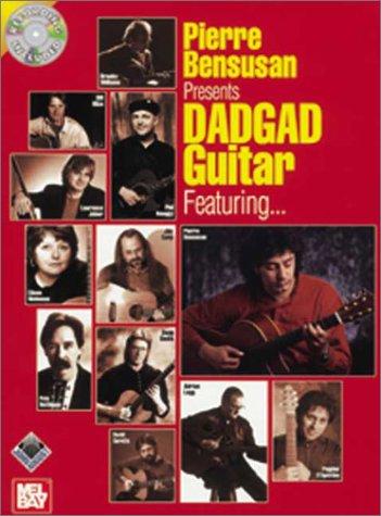 9780786657704: Pierre Bensusan Presents Dadgad Guitar