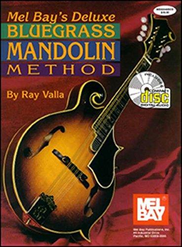 9780786657780: Deluxe Bluegrass Mandolin Method