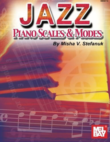 9780786657827: Jazz Piano Scales & Modes