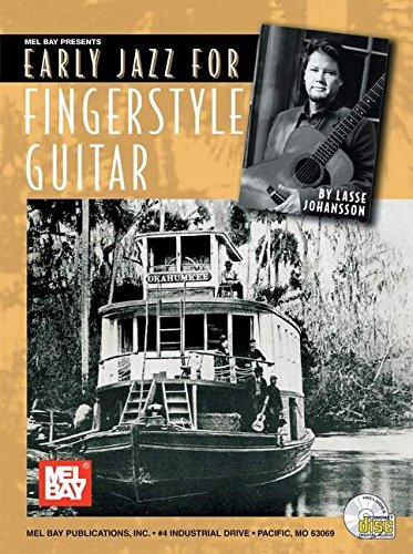 9780786658176: Early Jazz for Fingerstyle Guitar