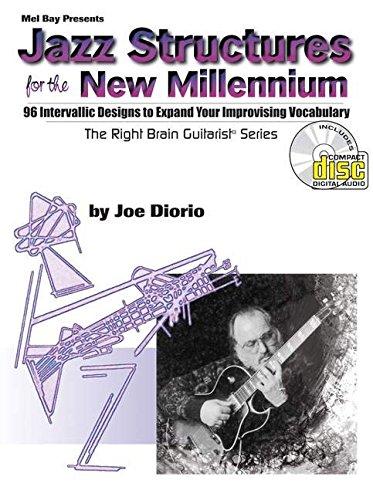 Right Brain Guitarist Ser Jazz Structures for: Joe Diorio