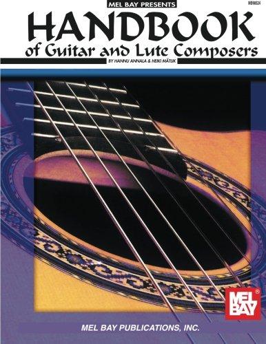 Handbook of Guitar and Lute Composers: Hannu Annala