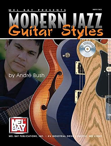 9780786658657: Mel Bay Modern Jazz Guitar Styles
