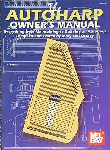 9780786658831: Autoharp Owner's Manual