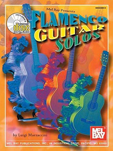 9780786659005: Mel Bay Flamenco Guitar Solos
