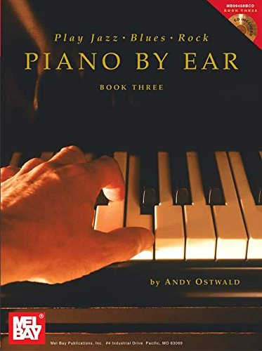 9780786659142: PLAY JAZZ BLUES ROCK PIANO BY EAR BOOK T